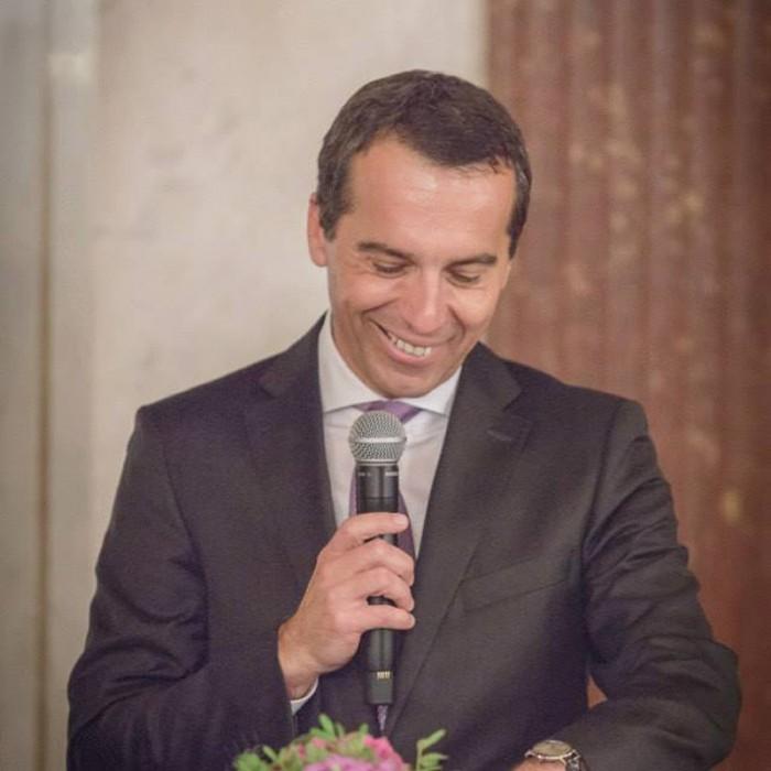 Rainer Nowak und CEO der ÖBB Christian Kern 29