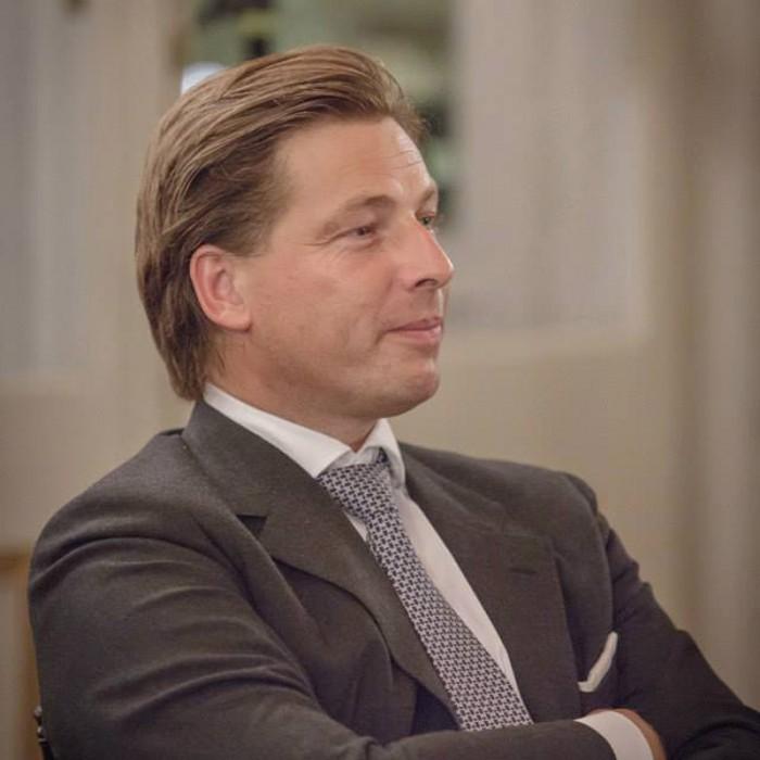 Rainer Nowak und CEO der ÖBB Christian Kern 21