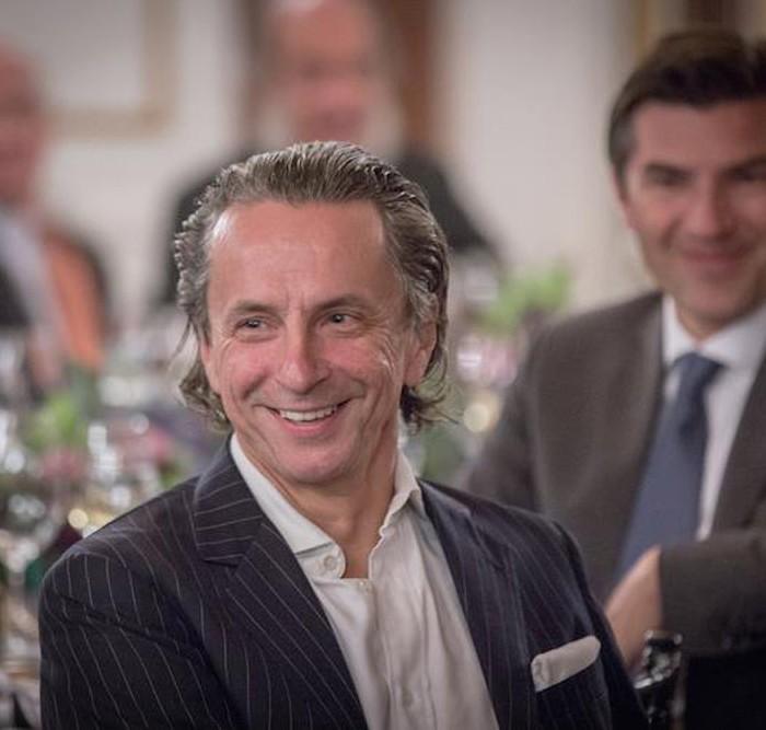 Profil-Herausgeber Christian Rainer und ORF-Generaldirektor Alexander Wrabetz 8