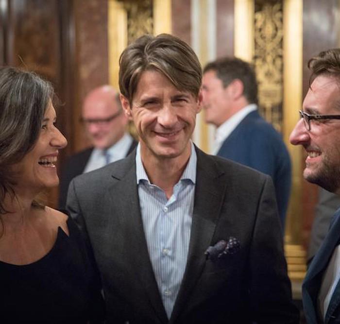 Profil-Herausgeber Christian Rainer und ORF-Generaldirektor Alexander Wrabetz 6