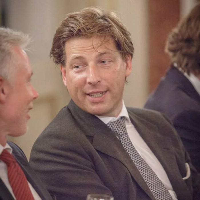 Rainer Nowak und CEO der ÖBB Christian Kern 16