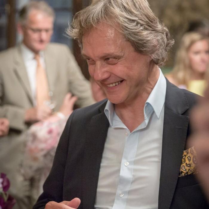 Matthias Strolz, Parteivorsitzender der NEOS, und der Informationsdirektorin der Sendergruppe ProSiebenSat.1PULS 4 GmbH Corinna Milborn 15