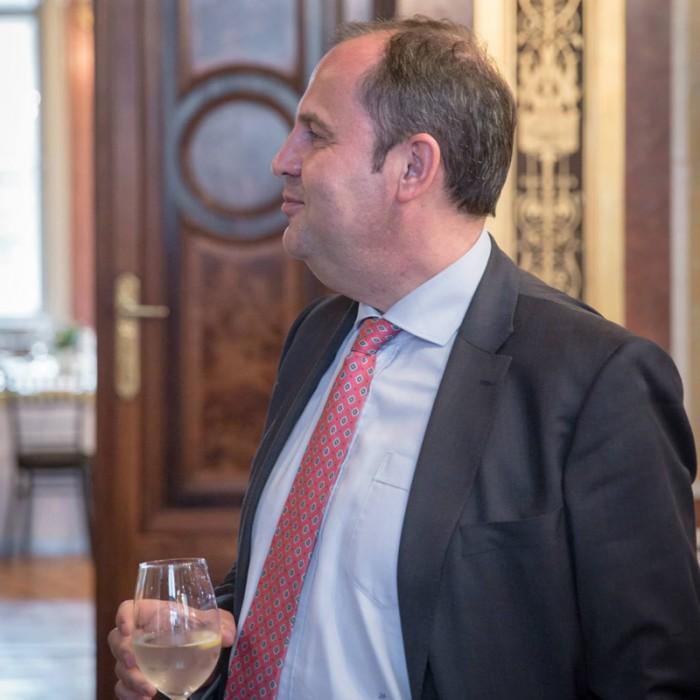 TV-Journalistin Nadja Bernhard und Ex-Finanzminister Sepp Pröll 4