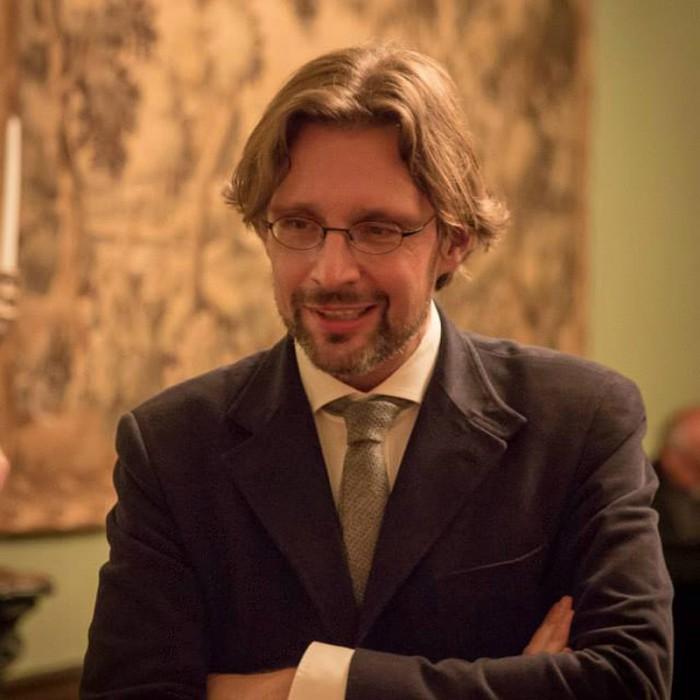 Rainer Nowak und CEO der ÖBB Christian Kern 12
