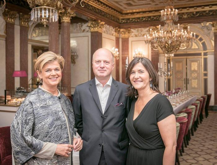 Bettina Glatz-Kremsner und Andreas Weber 4