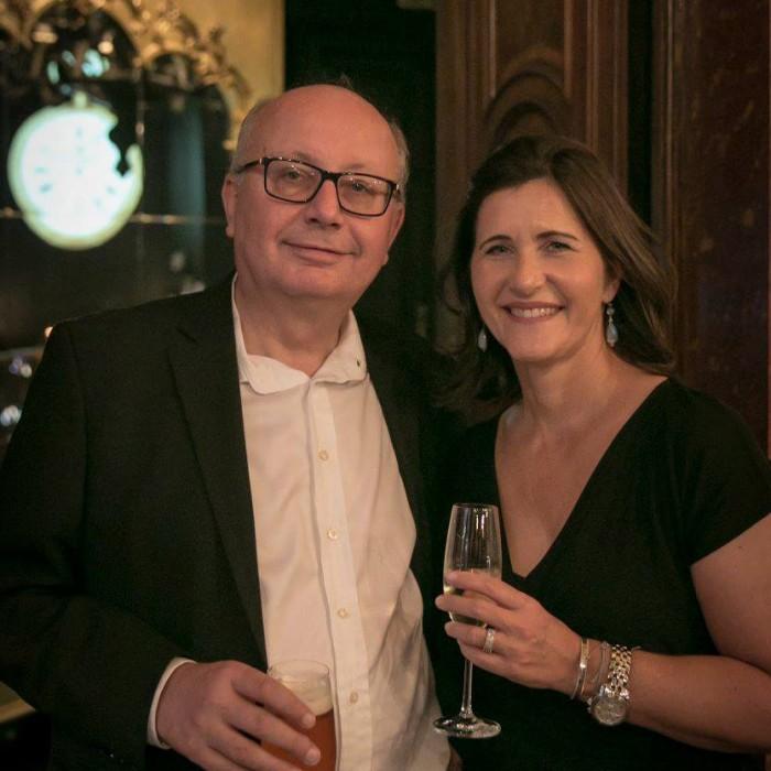 Bettina Glatz-Kremsner und Andreas Weber 3