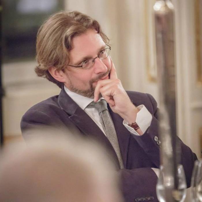 Rainer Nowak und CEO der ÖBB Christian Kern 1