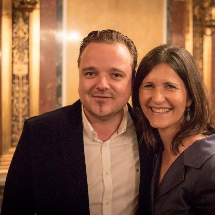 Eva Glawischnig und Hanno Settele 7