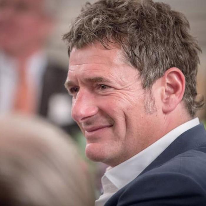 Profil-Herausgeber Christian Rainer und ORF-Generaldirektor Alexander Wrabetz 19