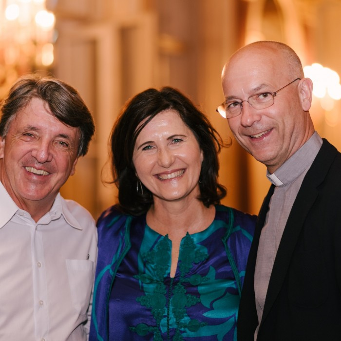 Heute-Chefredakteur Dr. Christian Nusser und Bürgermister Dr. Michael Ludwig 21