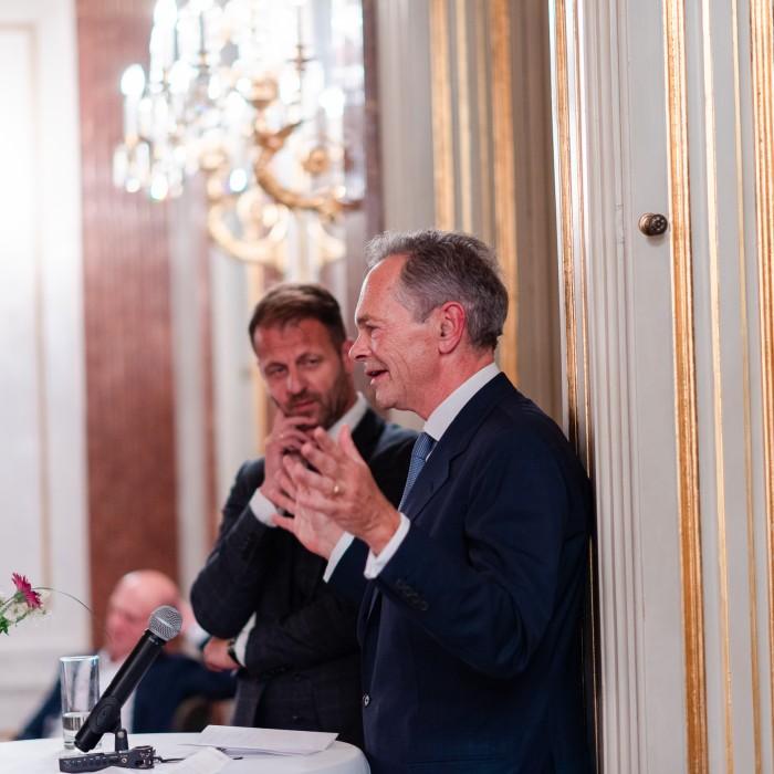 Michael Fleischhacker & Andreas Treichl 8