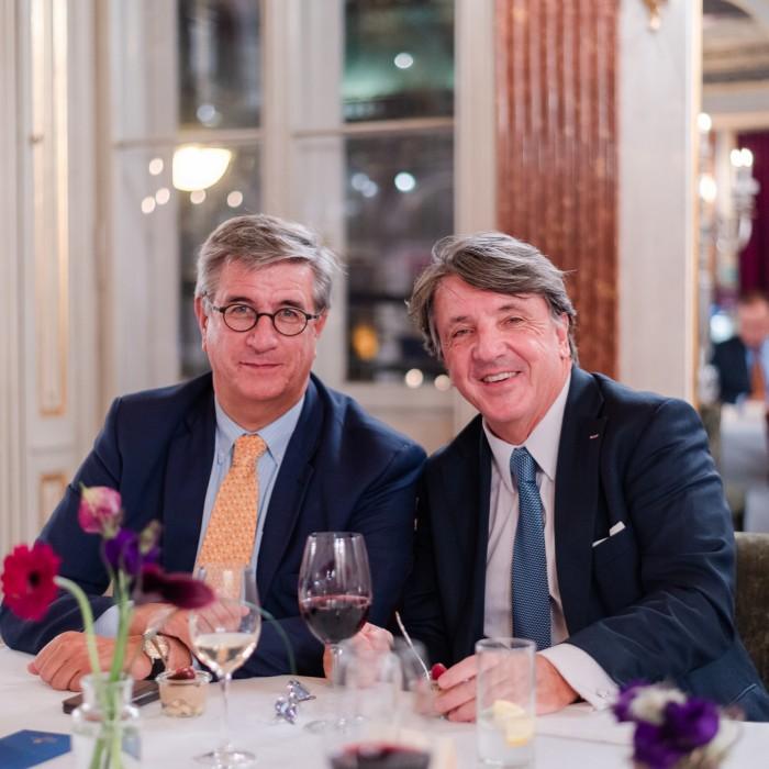 Michael Fleischhacker & Andreas Treichl 22
