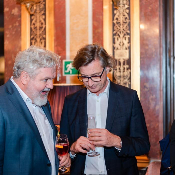 Michael Fleischhacker & Andreas Treichl 38