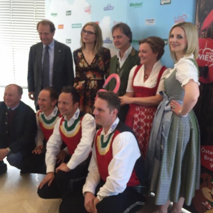 Wiener Wiesn Fest Pressearbeit 2